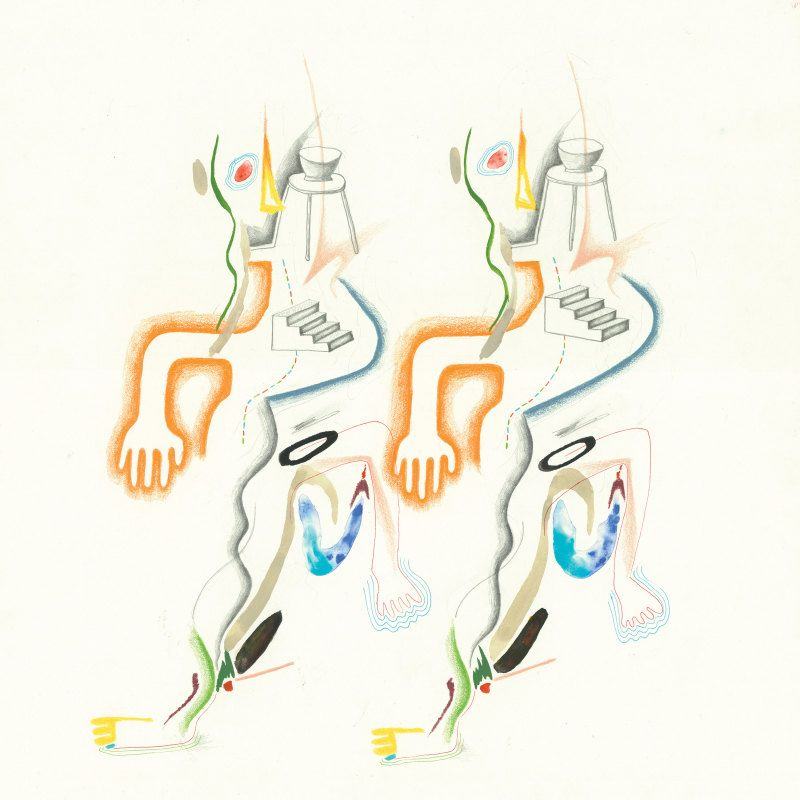 ANIMAL COLLECTIVE – THE PAINTERS (EP)