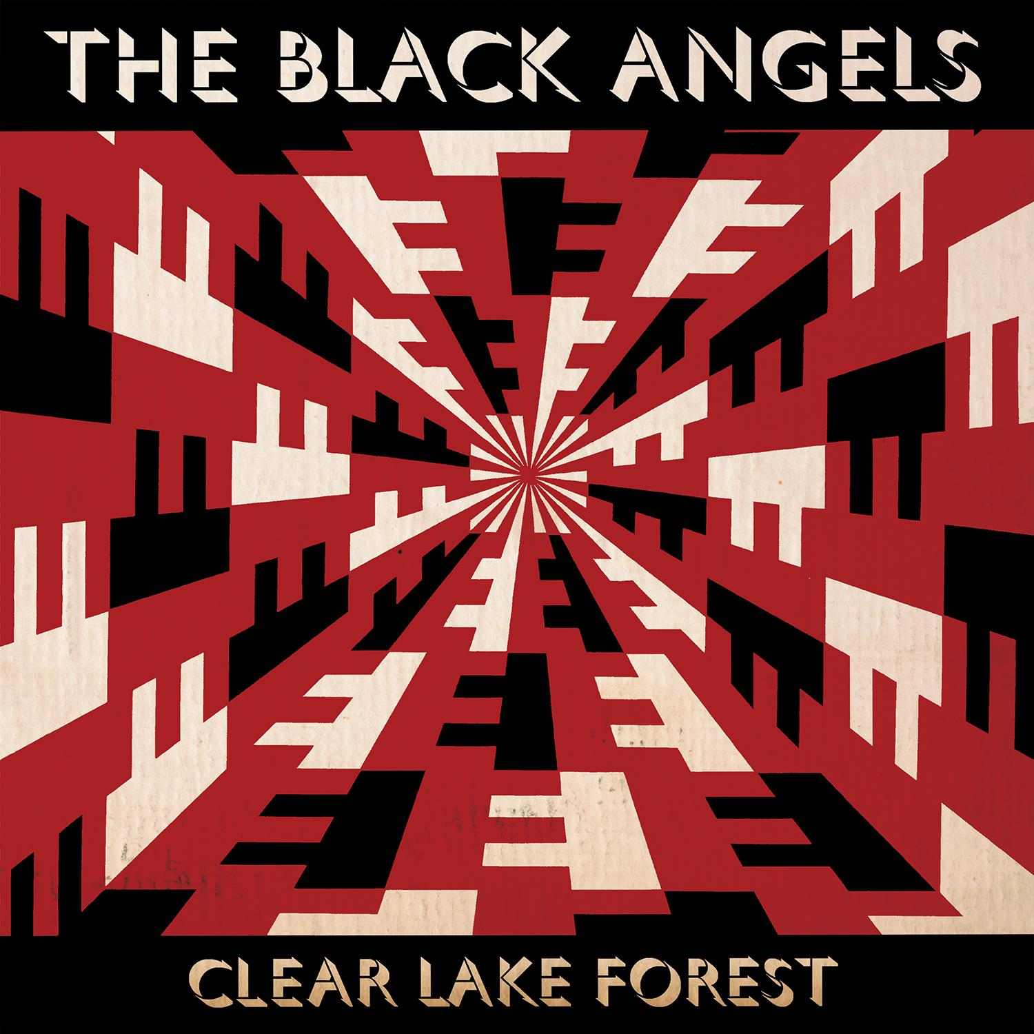 THE BLACK ANGELS – CLEAR LAKE FOREST (EP)
