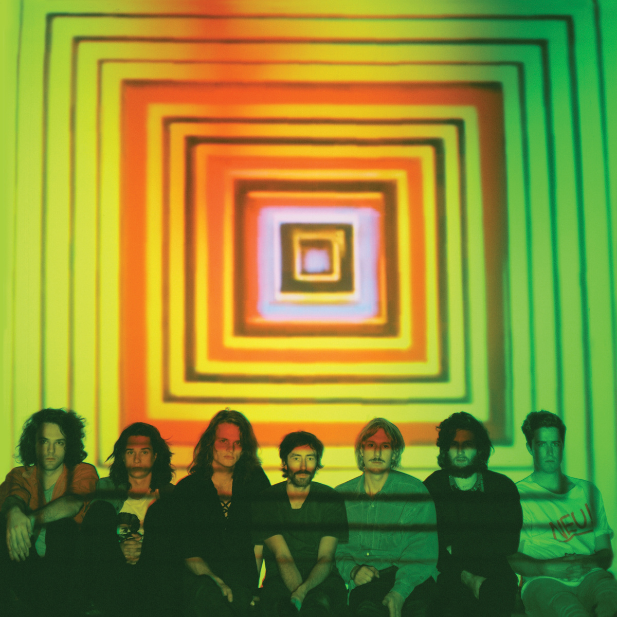 KING GIZZARD & THE LIZARD WIZARD – FLOAT ALONG ~ FILL YOUR LUNGS