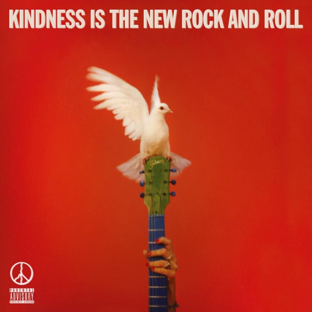 PEACE – KINDNESS IS THE NEW ROCK AND ROLL