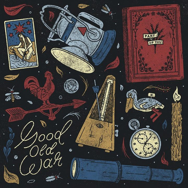 GOOD OLD WAR – PART OF YOU (EP)