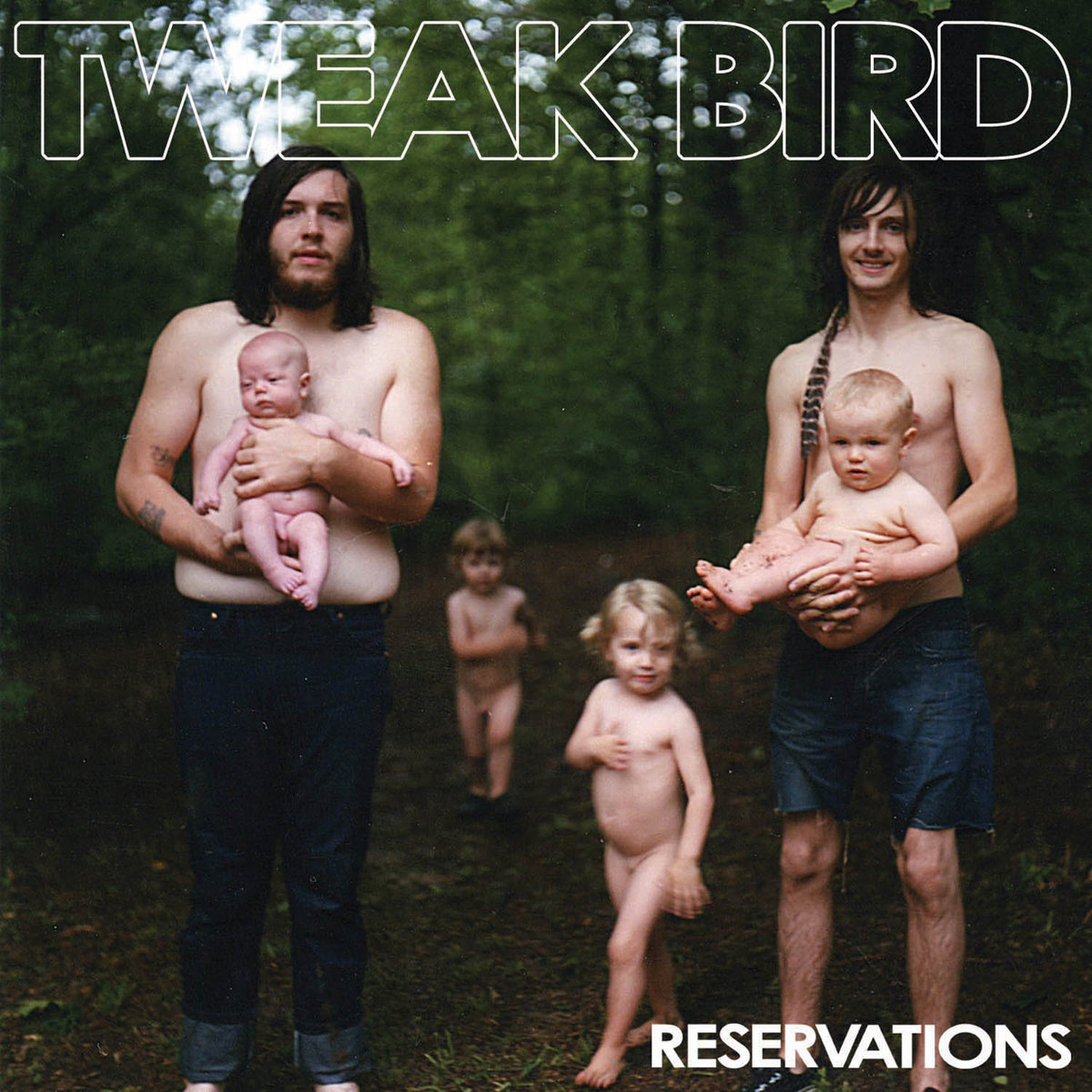 TWEAK BIRD – RESERVATIONS (EP)