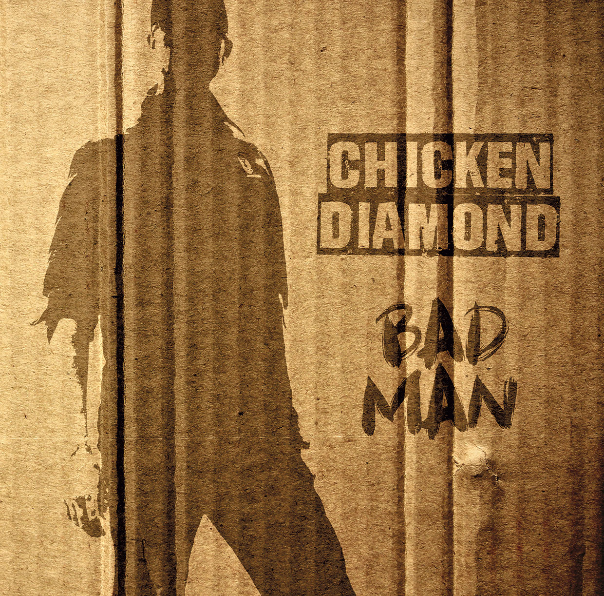 CHICKEN DIAMOND – BAD MAN